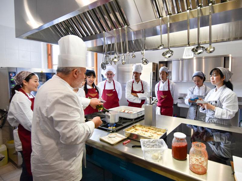 Cooking academy firenze scuola di cucina toscana - Scuola di cucina firenze ...